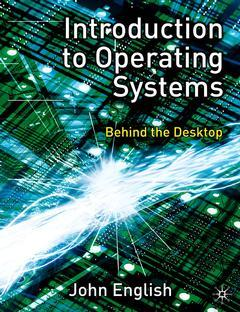 Couverture de l'ouvrage Introduction to operating systems