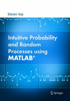 Cover of the book Intuitive probability & random processes using MATLAB