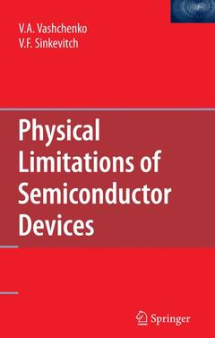 Cover of the book Semiconductor devices: Defects, reliability and ESD protection