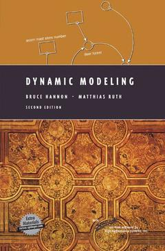 Couverture de l'ouvrage Dynamic modeling (with CD ROM)