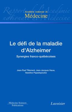 Couverture de l'ouvrage Le défi de la maladie d'Alzheimer