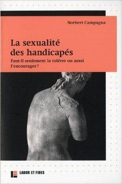 Couverture de l'ouvrage La sexualité des handicapés