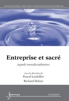 Couverture de l'ouvrage Entreprise et sacré