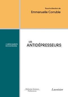 Couverture de l'ouvrage Les antidépresseurs