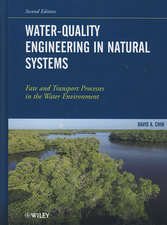 Couverture de l'ouvrage Water-quality control in natural systems (2nd Ed.)