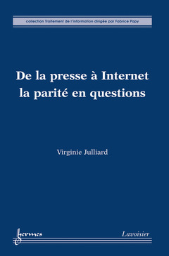 Cover of the book De la presse à Internet