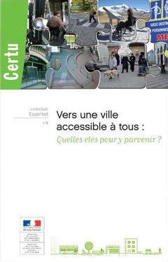 Couverture de l'ouvrage Vers une ville accessible à tous