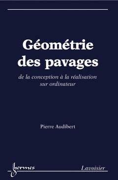 Couverture de l'ouvrage Géométrie des pavages