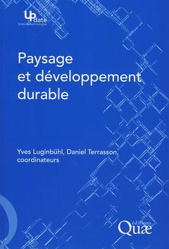 Couverture de l'ouvrage Paysage et développement durable