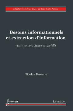 Couverture de l'ouvrage Besoins informationnels et extraction d'information