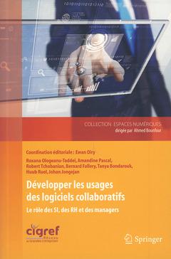 Couverture de l'ouvrage Développer les usages des logiciels collaboratifs