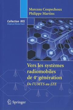 Couverture de l'ouvrage Vers les systèmes radiomobiles de 4e génération