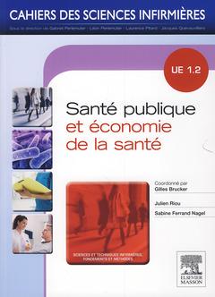 Couverture de l'ouvrage Santé publique, economie de la santé UE 1.2