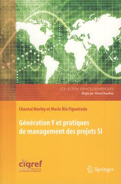 Couverture de l'ouvrage Génération Y et pratiques de management des projets SI