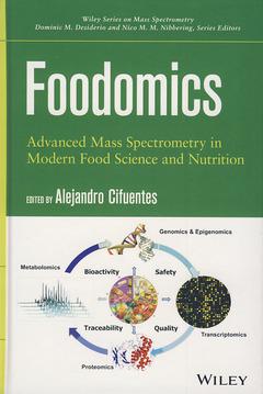 Couverture de l'ouvrage Foodomics