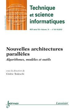 Couverture de l'ouvrage Nouvelles architectures parallèles