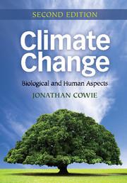 Couverture de l'ouvrage Climate change