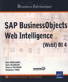 Couverture de l'ouvrage SAP BusinessObjects Web Intelligence