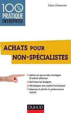 Couverture de l'ouvrage Achats pour non-spécialistes
