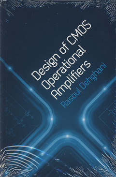 Cover of the book Design of CMOS Operational Amplifiers