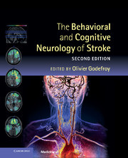 Couverture de l'ouvrage The Behavioral and Cognitive Neurology of Stroke