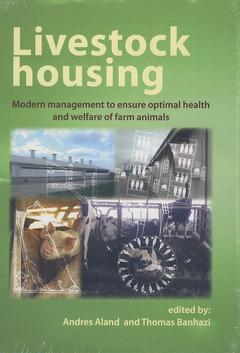 Couverture de l'ouvrage Livestock housing