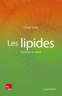 Couverture de l'ouvrage Les lipides