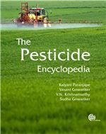 Cover of the book The Pesticide Encyclopedia