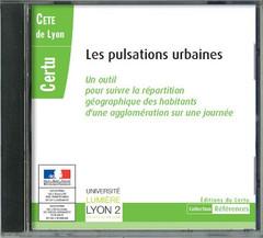 Couverture de l'ouvrage Les pulsations urbaines (CD-ROM)