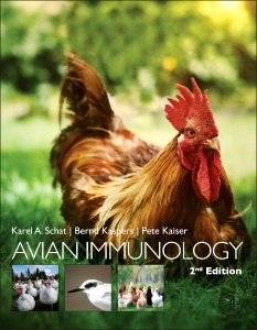 Cover of the book Avian Immunology (2nd Ed.)