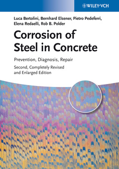 Cover of the book Corrosion of Steel in Concrete