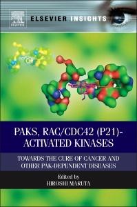 Couverture de l'ouvrage PAKs, RAC/CDC42 (p21)-activated Kinases
