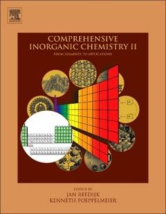 Couverture de l'ouvrage Comprehensive Inorganic Chemistry II