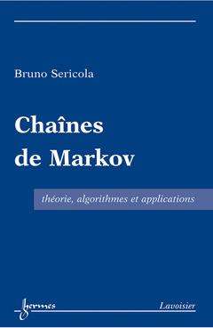 Couverture de l'ouvrage Chaînes de Markov