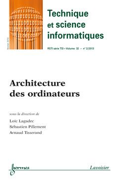 Couverture de l'ouvrage Architecture des ordinateurs