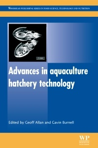 Cover of the book Advances in Aquaculture Hatchery Technology