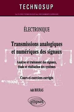 Couverture de l'ouvrage Électronique