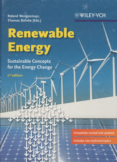 Couverture de l'ouvrage Renewable Energy (2nd Ed.)