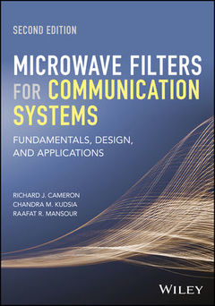 Couverture de l'ouvrage Microwave Filters for Communication Systems