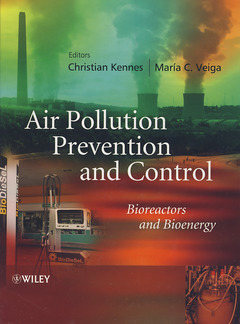 Couverture de l'ouvrage Air pollution prevention and control