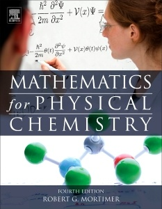 Cover of the book Mathematics for Physical Chemistry