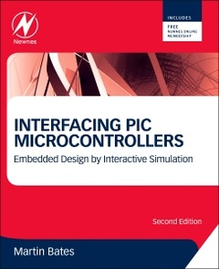 Cover of the book Interfacing PIC Microcontrollers (2nd Ed.)
