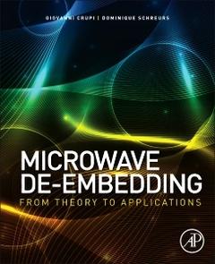 Couverture de l'ouvrage Microwave De-embedding