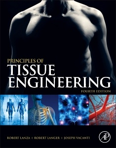 Couverture de l'ouvrage Principles of Tissue Engineering