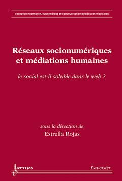 Couverture de l'ouvrage Réseaux socionumériques et médiations humaines