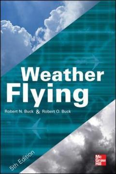 Couverture de l'ouvrage Weather Flying