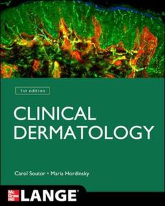 Cover of the book Clinical Dermatology