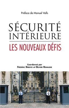 Couverture de l'ouvrage Sécurité intérieure