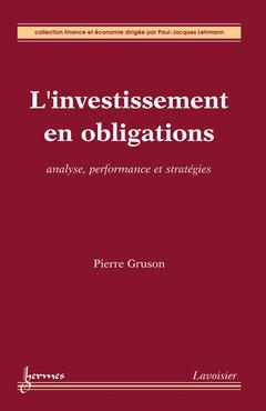 Couverture de l'ouvrage L'investissement en obligations