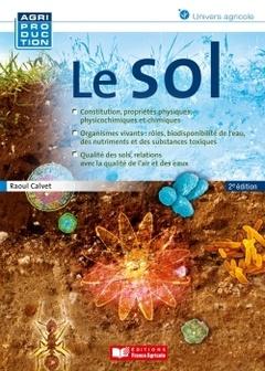 Couverture de l'ouvrage Le sol